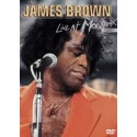 James Brown - Live at Montreux 1981 - DVD+CD collector's edition