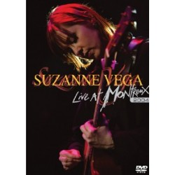 Suzanne Vega-Live at Montreux 2004 - DVD+CD collector's edition