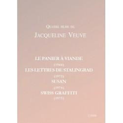 Quatre Films de Jacqueline Veuve