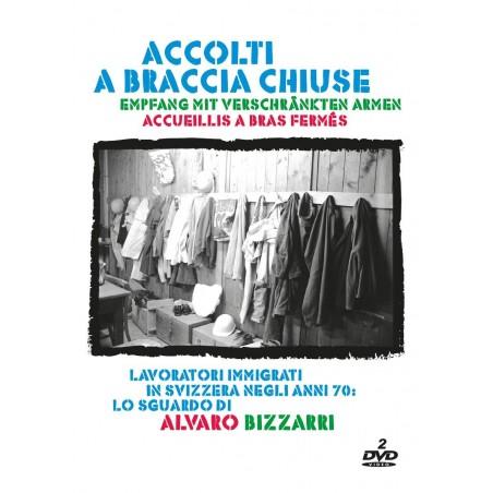 Accolti a braccia chiuse - Alvaro Bizzarri