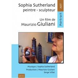 Portrait Sophia Suteherland peintre - sculpteur