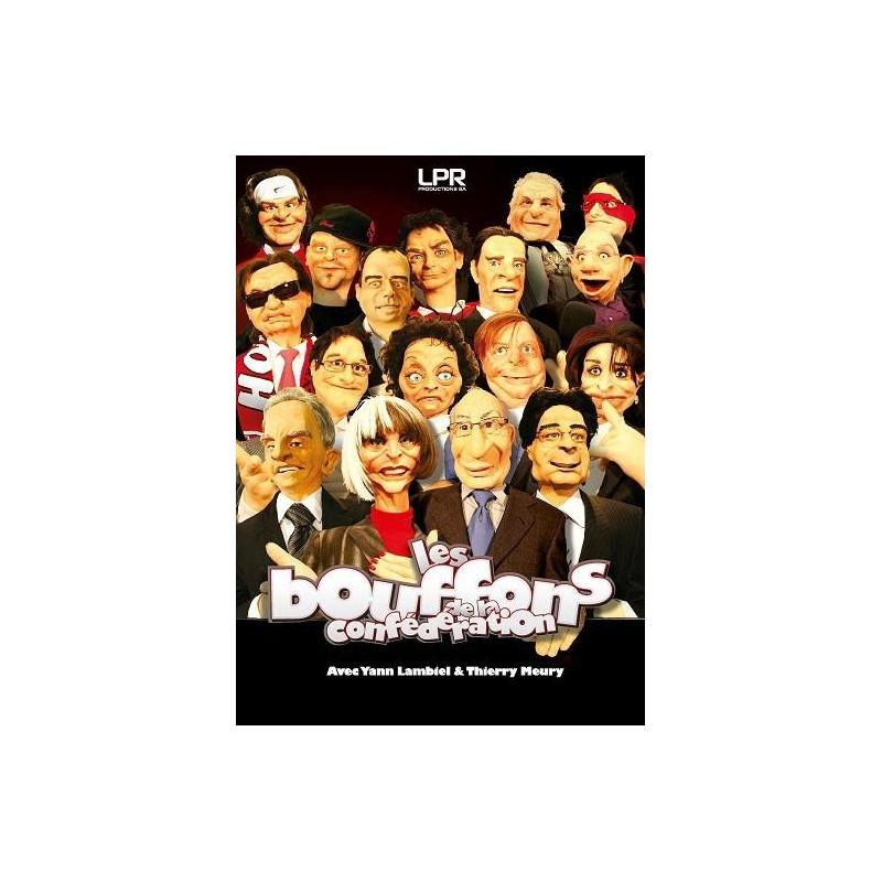 Bouffons de la Confédération - coffret 4 DVD