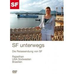 SF Unterwegs: Rajasthan, USA Südwesten, Brasilien