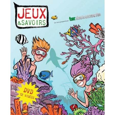Jeux & Savoirs livre + DVD
