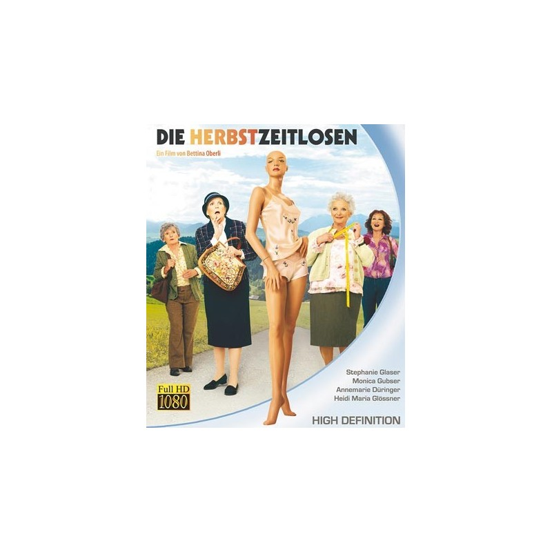 Die Herbstzeitlosen - Blu-Ray