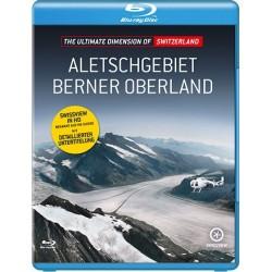 Swissview Vol. 1 - Aletschgebiet / Berner Oberland Blu-ray