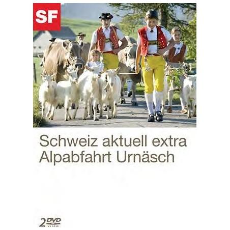 Alpabfahrt Urnäsch - Schweiz aktuell extra