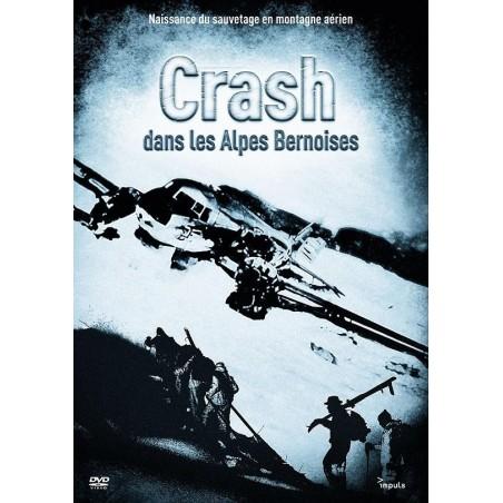 Crash dans les Alpes Bernoises