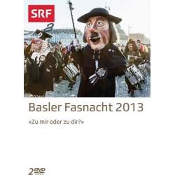 Basler Fasnacht 2013