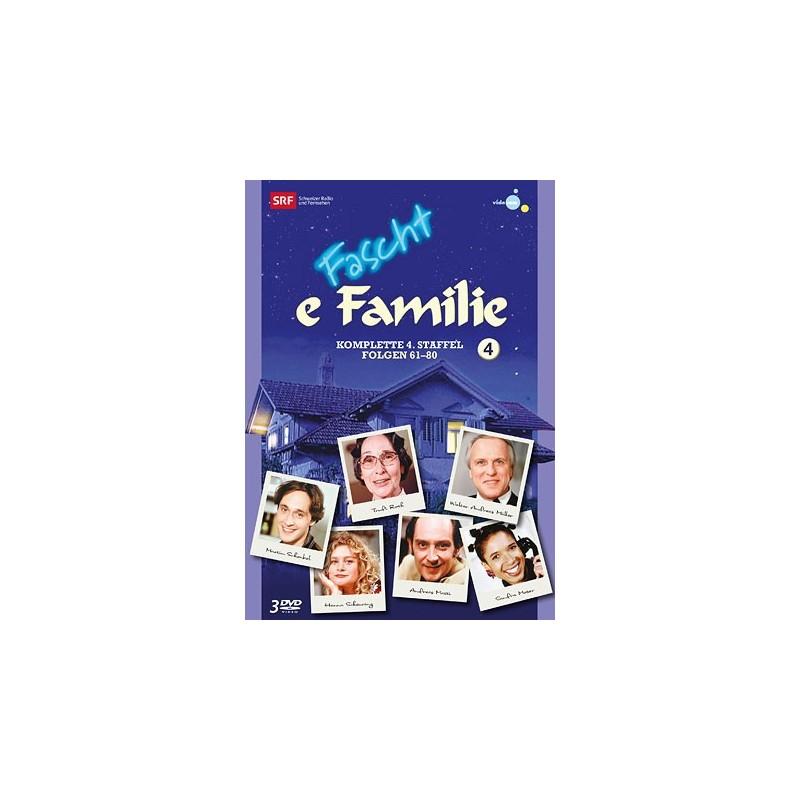 Fascht e Familie - 4. Staffel