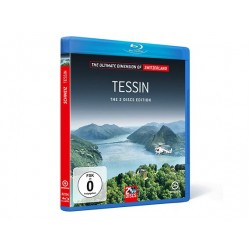 Swissview Vol.6 - Tessin - 2 Blu-ray