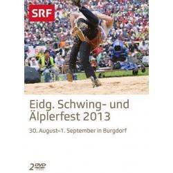 Eidg. Schwing- und Älplerfest 2013
