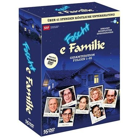 Fascht e Familie - Gesamtedition