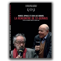 La Rencontre de St-Gervais - Marcel Ophuls et Jean-Luc Godard