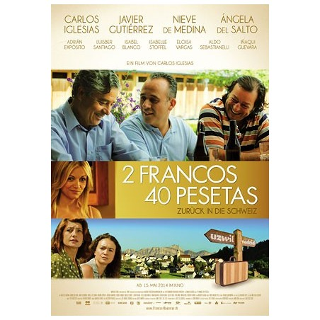 2 Francos 40 Pesetas