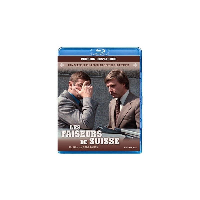 Faiseurs de Suisse, les - Blu-Ray