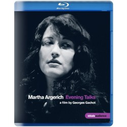 Martha Argerich Evening Talks - blu-ray