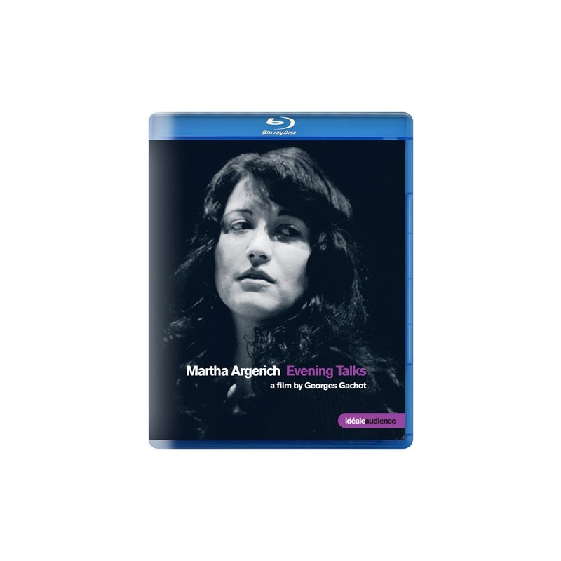 Martha Argerich Evening Talks - blu-ray