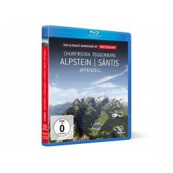 Swissview Vol.7 - Churfirsten / Toggenburg / Alpstein Blu-Ray