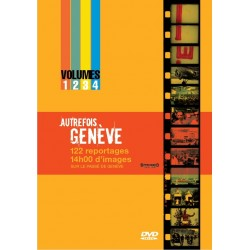 Autrefois Genève - coffret