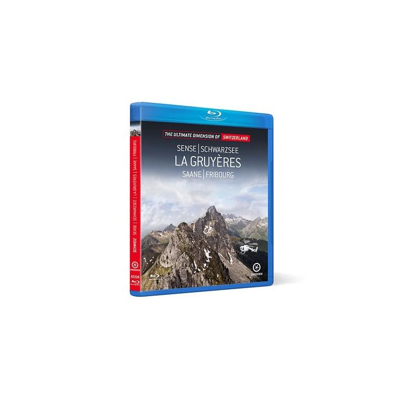 Swissview Vol.8 - Sense / Schwarzsee / La Gruyères / Saane / Fri