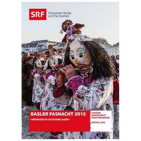 Basler Fasnacht 2015 - Mr basse in kai Schublaade