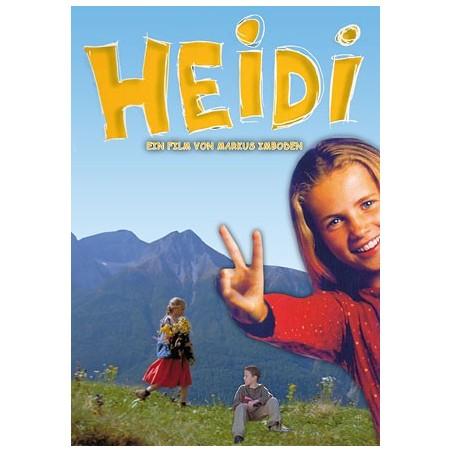 Heidi 2001 - Deutsch