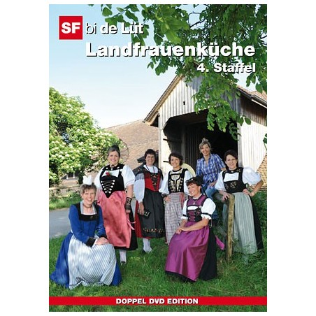 Landfrauenküche - 4. Staffel