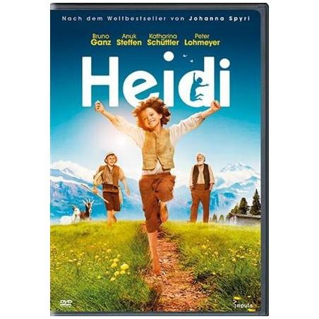 Heidi (2015) (French Edition) - DVD