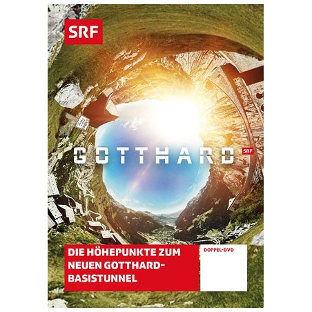Die Höhepunkte zum neuen Gotthard-Basistunnel