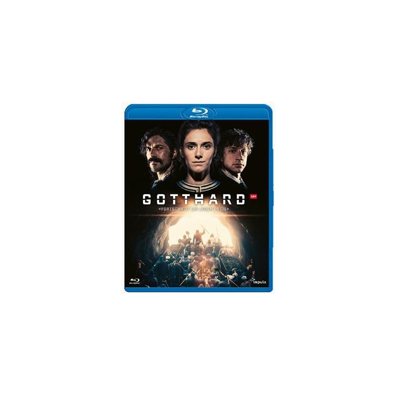 Gotthard - Blu-ray
