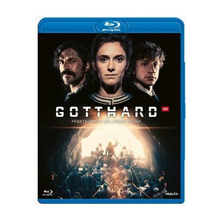 Gothard - Le Progrès à tout prix - Blu-ray (Edition Allemande)