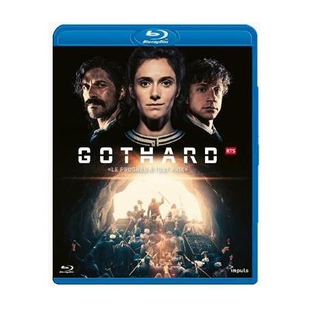 Gothard - Le Progrès à tout prix - Blu-ray (Edition Française)