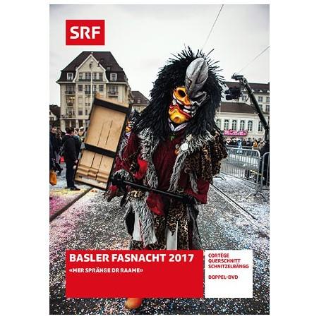 Basler Fasnacht 2017 - Mer spränge dr Raame