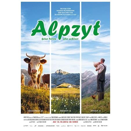 Alpzyt – Keine Ferien, aber schöner