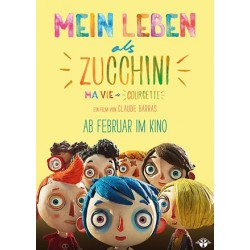 Ma Vie de Courgette (Edition allemande)