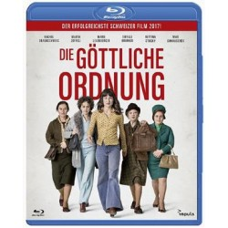 L'ordre divin (édition allemande) - Blu-ray