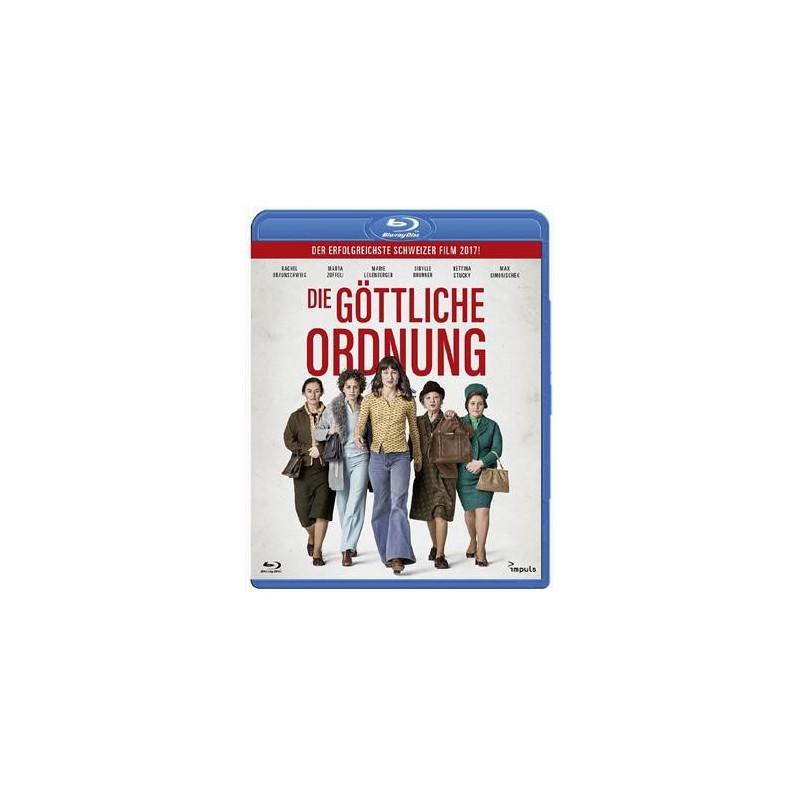 The Divine Order (German Edition) - Blu-ray - Swissdvdshop