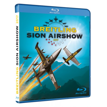 Breitling Sion AirShow 2017 - Blu-ray
