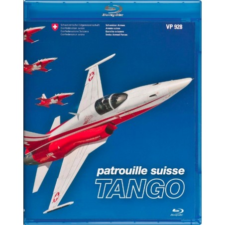 Patrouille suisse Tango - Blu-ray