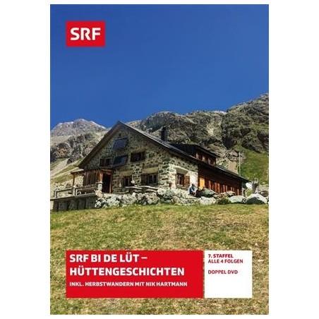 SRF bi de Lüt - Hüttengeschichten - Staffel 7