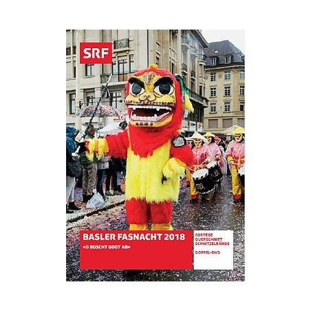 Basler Fasnacht 2018 - « D Boscht goot ab »