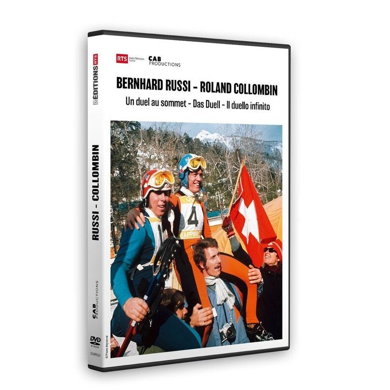 Bernhard Russi & Roland Collombin - Duel au sommet