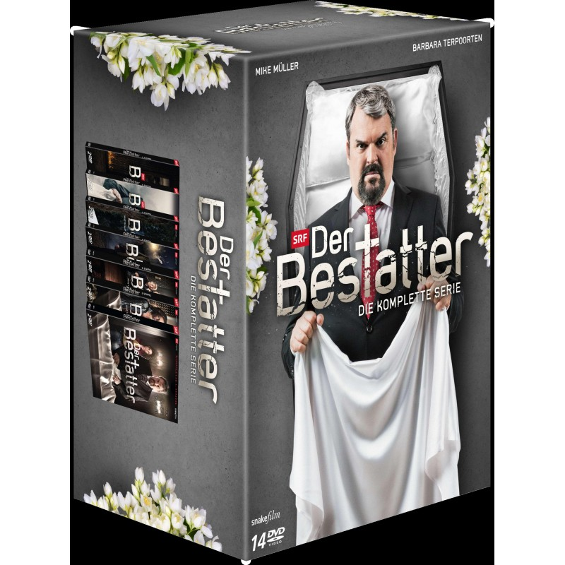 Der Bestatter - Seasons 1-7