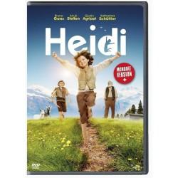 Heidi (2015) (Mundart Version) - DVD