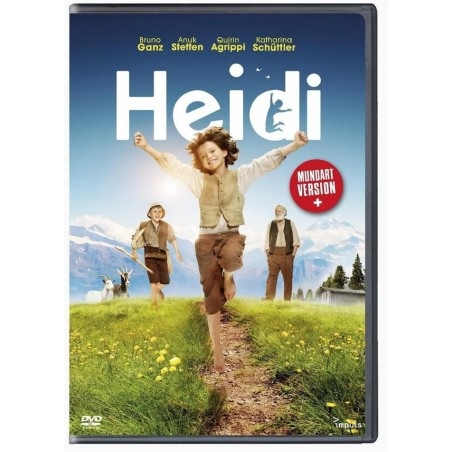 Heidi (2015) (Mundart Version) - DVD