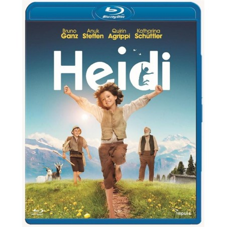 Heidi (2015) (French Edition) - Blu-ray