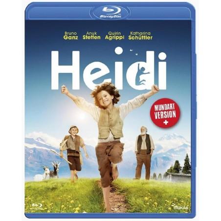 Heidi (2015) (Mundart Version) - Blu-ray