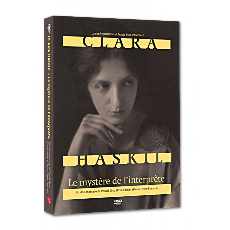 Clara Haskil - The Performer's Enigma