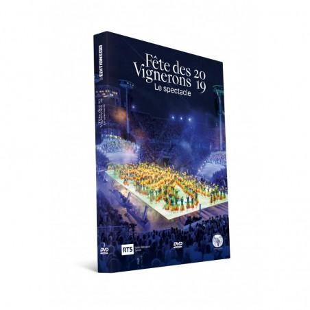 Fête des Vignerons 2019 - 3 DVD